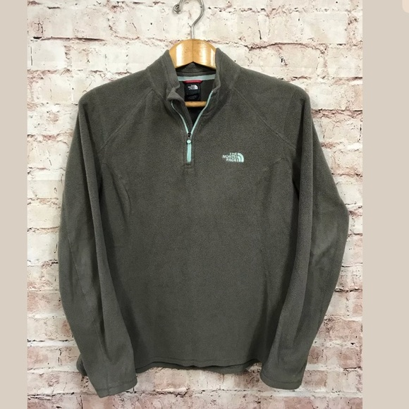 076d09adc The North Face Fleece Pullover Women Large 1/4 Zip